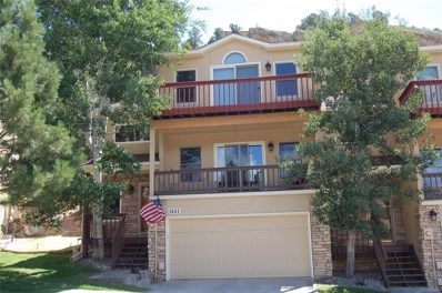 1421 Ledge Rock Terrace, Colorado Springs, CO 80919 - MLS#: 5176245
