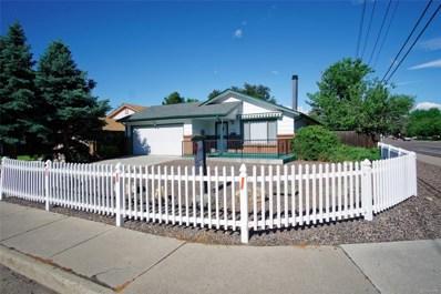 2703 S Webster Street, Denver, CO 80227 - #: 5182180