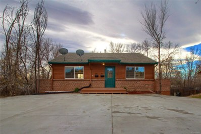 3900 Turnpike Drive, Westminster, CO 80030 - MLS#: 5184607