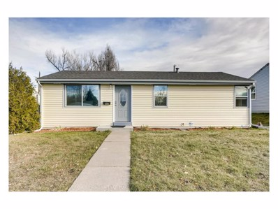 122 S Stuart Street, Denver, CO 80219 - MLS#: 5185955