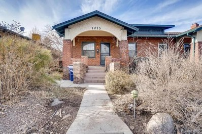 1213 Jackson Street, Denver, CO 80206 - MLS#: 5188936