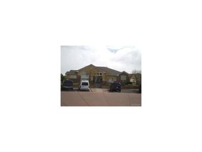 5703 N Gibralter Way UNIT 207, Aurora, CO 80019 - MLS#: 5189978