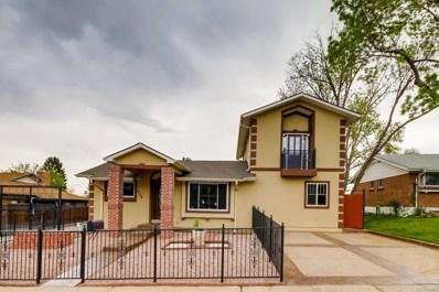 8144 Logan Street, Denver, CO 80229 - #: 5190488