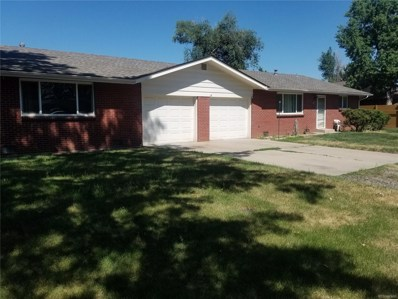 4705 Garland Street, Wheat Ridge, CO 80033 - MLS#: 5195793