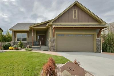 1517 Grant Drive, Longmont, CO 80501 - MLS#: 5196428