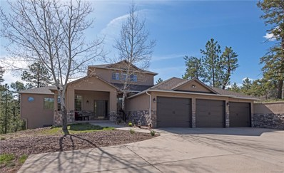 7906 Inca Road, Larkspur, CO 80118 - MLS#: 5197154