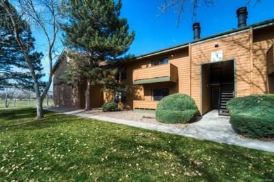 3305 S Ammons Street UNIT 204, Lakewood, CO 80227 - MLS#: 5198959