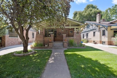 1621 Jackson Street, Denver, CO 80206 - MLS#: 5199350