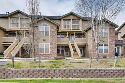 2844 W Centennial Drive UNIT H, Littleton, CO 80123 - #: 5201214