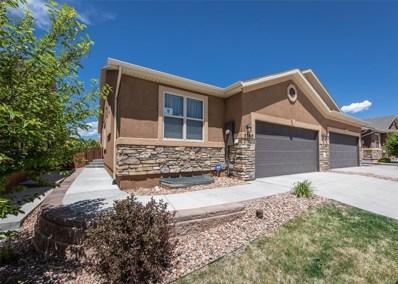 5360 Oak Spring Heights, Colorado Springs, CO 80923 - MLS#: 5202115