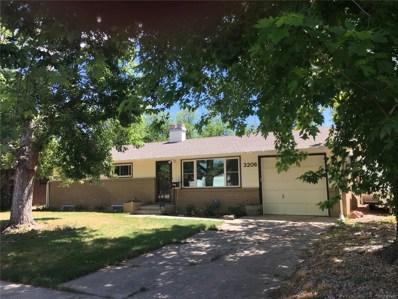 3206 Sheridan Avenue, Loveland, CO 80538 - MLS#: 5202283