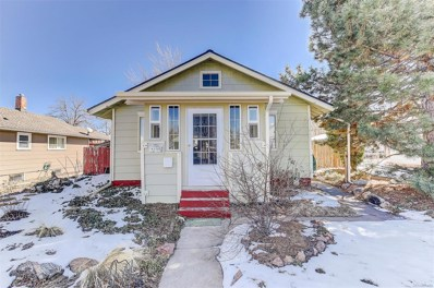 4150 Yates Street, Denver, CO 80212 - MLS#: 5205895