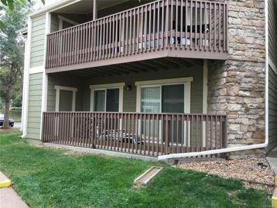 3482 S Eagle Street UNIT 104, Aurora, CO 80014 - MLS#: 5206014