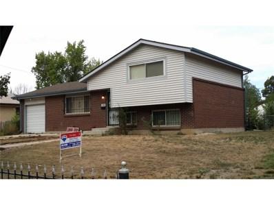 1067 Dearborn Street, Aurora, CO 80011 - MLS#: 5206453