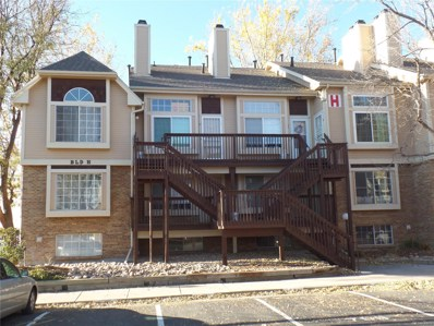 1885 S Quebec Way UNIT H27, Denver, CO 80231 - #: 5208103