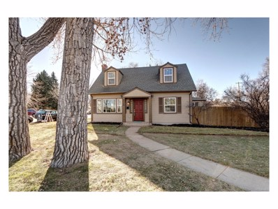 4120 E Wesley Avenue, Denver, CO 80222 - MLS#: 5210138