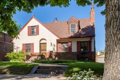 1345 Birch Street, Denver, CO 80220 - MLS#: 5210421