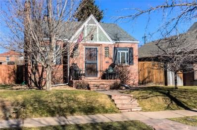 4625 W Hayward Place, Denver, CO 80212 - MLS#: 5211813