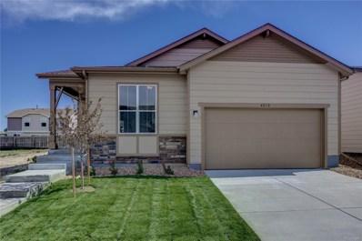 4222 Prairie Drive, Brighton, CO 80601 - MLS#: 5213002