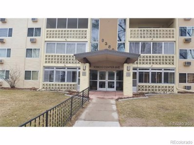 9380 E Center Avenue UNIT 7B, Denver, CO 80247 - MLS#: 5225877
