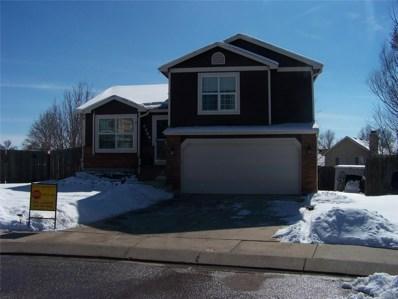 5385 Tupper Court, Colorado Springs, CO 80923 - MLS#: 5226069