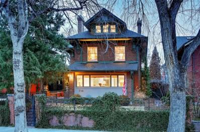 714 Humboldt Street, Denver, CO 80218 - #: 5232880