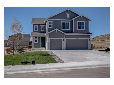 6455 Amur Court, Castle Rock, CO 80108 - MLS#: 5234591