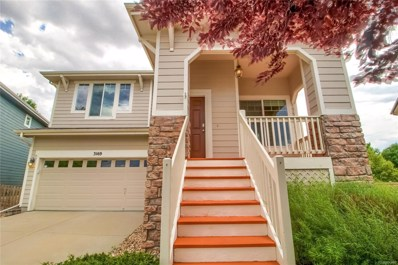 3169 Green Haven Circle, Highlands Ranch, CO 80126 - #: 5235077