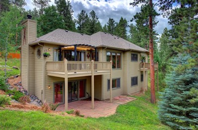 5017 Camel Heights Road, Evergreen, CO 80439 - #: 5235307