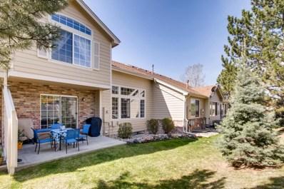 7700 W Grant Ranch Boulevard UNIT 1C, Littleton, CO 80123 - #: 5235499