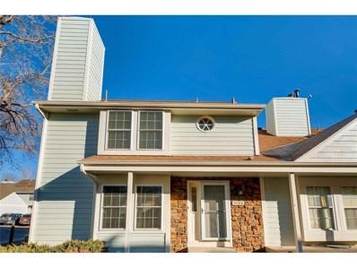 7926 S Depew Street UNIT D, Littleton, CO 80128 - MLS#: 5236889