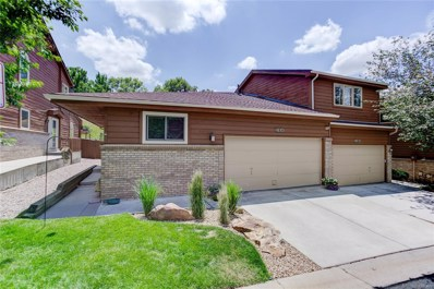 12450 W Ellsworth Place, Lakewood, CO 80228 - #: 5238381