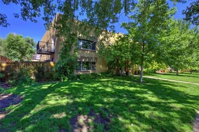 855 Dahlia Street UNIT 103, Denver, CO 80220 - MLS#: 5239734