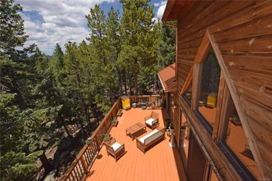 7017 Skunk Alley, Evergreen, CO 80439 - #: 5240425