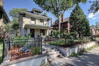 750 N Franklin Street, Denver, CO 80218 - #: 5243887