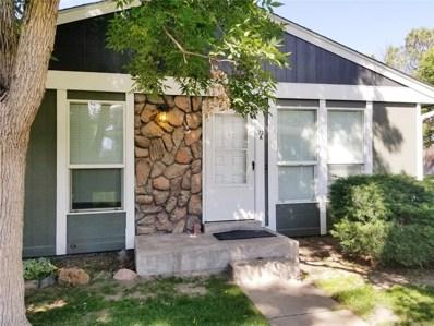 10001 E Evans Avenue UNIT 72A, Denver, CO 80247 - MLS#: 5246188