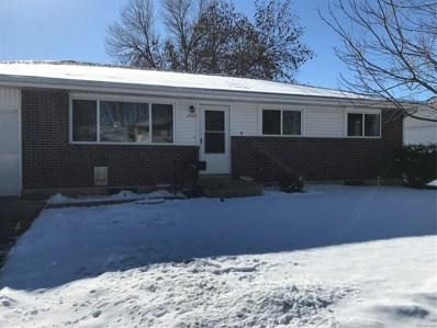 2536 W 15th Street, Greeley, CO 80634 - MLS#: 5252752