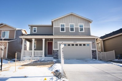 10514 Yosemite Street, Commerce City, CO 80640 - MLS#: 5258634