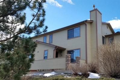 9163 W Cedar Drive UNIT C, Lakewood, CO 80226 - MLS#: 5263647