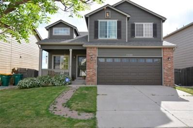 7208 Prairie Wind Drive, Colorado Springs, CO 80923 - MLS#: 5264921