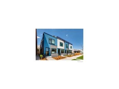 3809 Franklin Street, Denver, CO 80205 - MLS#: 5265202
