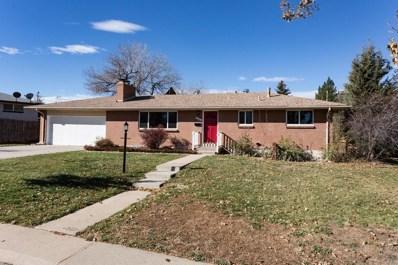 13607 E Dakota Way, Aurora, CO 80012 - MLS#: 5265440