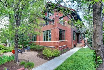 740 N Marion Street, Denver, CO 80218 - #: 5266757