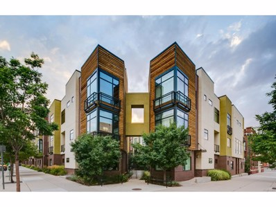 2335 Walnut Street UNIT 7, Denver, CO 80205 - #: 5272928
