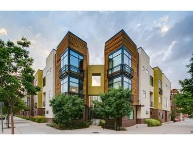 2335 Walnut Street UNIT 7, Denver, CO 80205 - #: 5272928