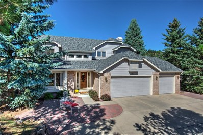 381 Sunrise Drive, Golden, CO 80401 - #: 5275537