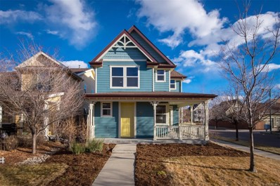 3405 Florence Way, Denver, CO 80238 - #: 5275581