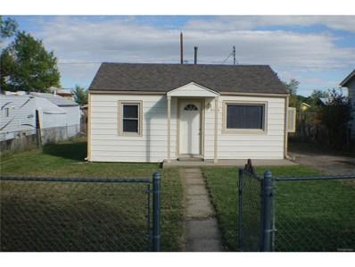 6656 Hooker Street, Denver, CO 80221 - MLS#: 5276946