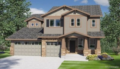 4453 Sidewinder Loop, Castle Rock, CO 80108 - MLS#: 5277588