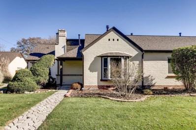 1220 Albion Street, Denver, CO 80220 - MLS#: 5281423